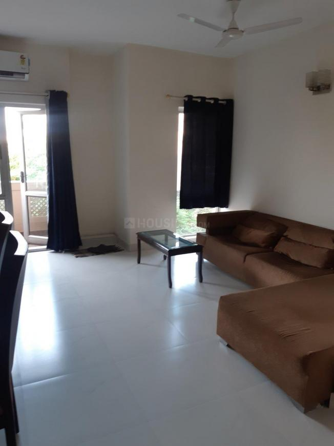Living Room Image of 1790 Sq.ft 4 BHK Apartment for rent in DLF Phase 3 for 55000