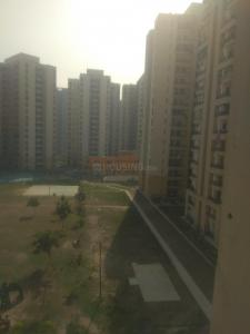 Gallery Cover Image of 936 Sq.ft 2 BHK Apartment for rent in Jaypee Kosmos, Sector 134 for 10500