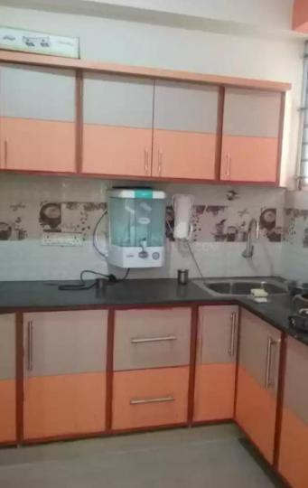 Kitchen Image of 1250 Sq.ft 2 BHK Apartment for rent in Nagarbhavi for 17500