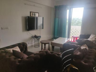 Gallery Cover Image of 1931 Sq.ft 3 BHK Apartment for rent in DLF New Town Heights 3, Sector 91 for 32000