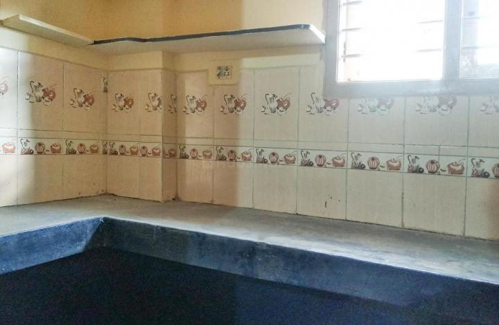 Kitchen Image of 300 Sq.ft 1 BHK Independent House for rent in Jalahalli for 6000