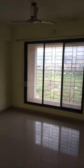 Bedroom Image of 600 Sq.ft 1 BHK Apartment for rent in Kharghar for 16500