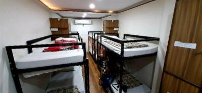Bedroom Image of Comfort Stay Hostel Backpackers Dorms in Paharganj