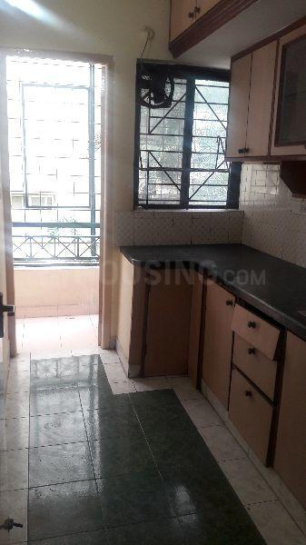 Kitchen Image of 1200 Sq.ft 2 BHK Apartment for rent in New Thippasandra for 23000