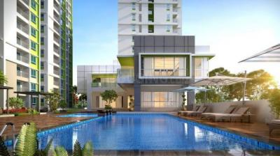 Gallery Cover Image of 1343 Sq.ft 3 BHK Apartment for buy in RWD Grand Corridor, Vanagaram  for 6579000