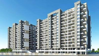 Gallery Cover Image of 500 Sq.ft 1 BHK Apartment for buy in Ganga Millennia, Undri for 2100000