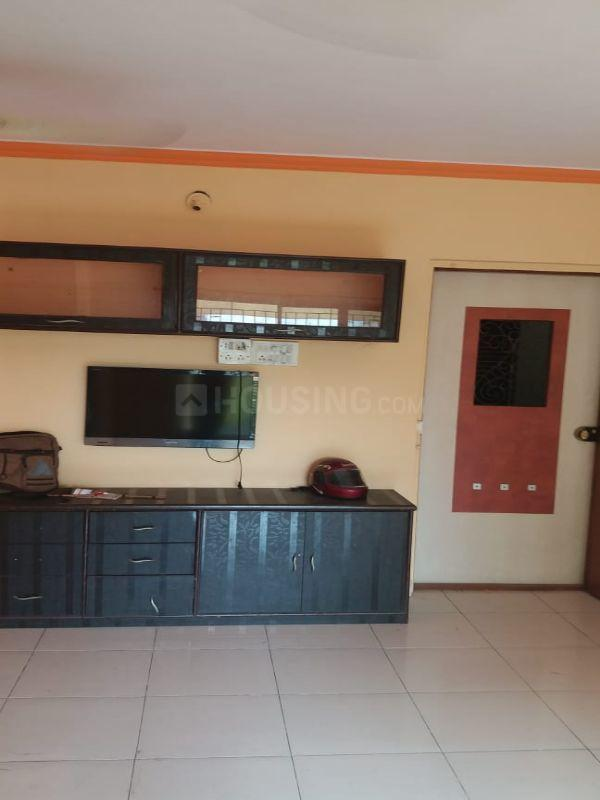 Living Room Image of 800 Sq.ft 2 BHK Apartment for rent in Thane West for 28000