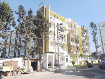 Gallery Cover Image of 1140 Sq.ft 2 BHK Apartment for buy in Medahalli for 4298000