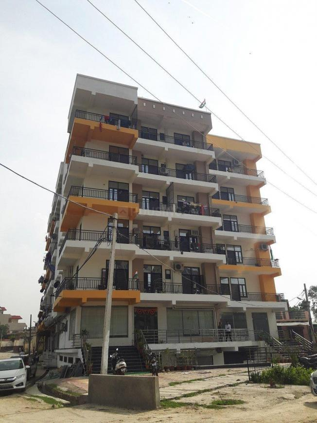 Building Image of 975 Sq.ft 2 BHK Independent Floor for buy in Noida Extension for 2352000