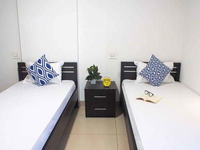 Bedroom Image of Zolo Stark in Wadgaon Sheri