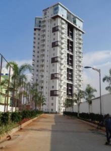 Gallery Cover Image of 2145 Sq.ft 3 BHK Apartment for rent in Skylark Esta, Hoodi for 45000