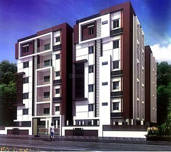 Gallery Cover Image of 1020 Sq.ft 2 BHK Apartment for buy in Adibhatla for 3300000