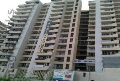 Gallery Cover Image of 1350 Sq.ft 2 BHK Apartment for rent in Crossings Republik for 6000