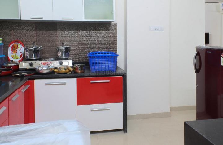 Kitchen Image of PG 4643509 Kharghar in Kharghar