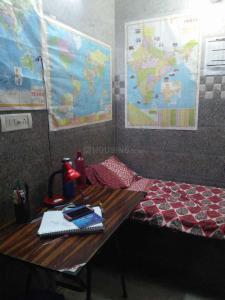 Bedroom Image of Students Home in Mukherjee Nagar