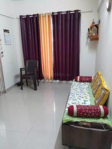 Gallery Cover Image of 600 Sq.ft 1 BHK Apartment for buy in Karanjade for 4500000
