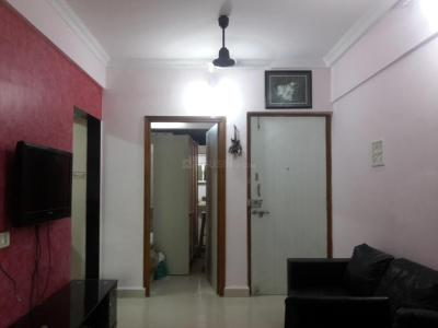 Gallery Cover Image of 850 Sq.ft 2 BHK Apartment for rent in Airoli for 34000