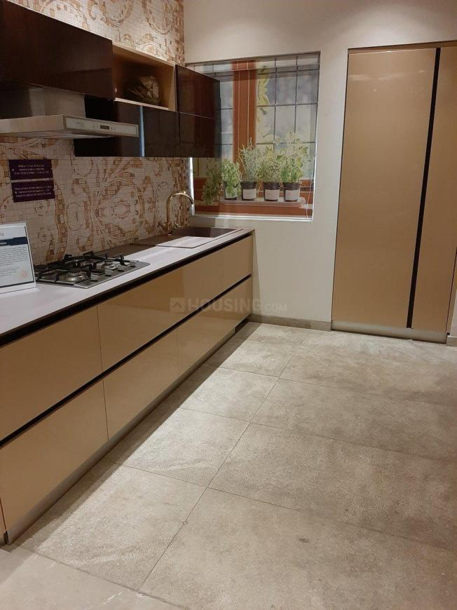 Kitchen Image of 566 Sq.ft 1 BHK Apartment for buy in Bhiwandi for 4500000