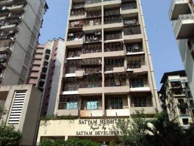 Gallery Cover Image of 1180 Sq.ft 2 BHK Apartment for rent in Satyam Heights I, Kharghar for 27000