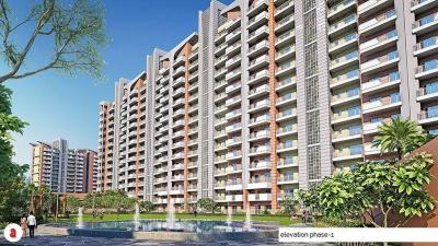 Gallery Cover Image of 1720 Sq.ft 3 BHK Apartment for buy in Ashiana Anmol, Dhunela for 10400000