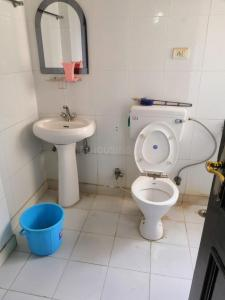 Bathroom Image of PG Feel Likes Home in Sector 12 Dwarka