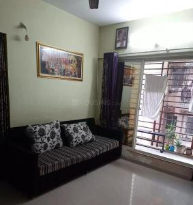 Gallery Cover Image of 641 Sq.ft 1 BHK Independent Floor for buy in Saarvi Residency, Kamothe for 5300000