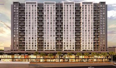 Gallery Cover Image of 1089 Sq.ft 3 BHK Apartment for buy in Bavdhan for 9500000