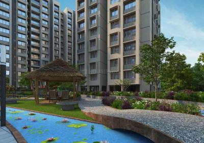 Gallery Cover Image of 1251 Sq.ft 2 BHK Apartment for buy in Casa Vyoma, Vastrapur for 7256000