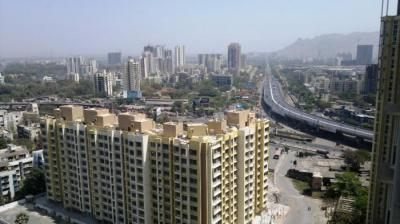 Gallery Cover Image of 600 Sq.ft 1 BHK Apartment for rent in Sheth Vasant Fiona, Thane West for 25000