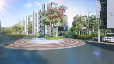 Gallery Cover Image of 1335 Sq.ft 3 BHK Independent House for buy in OAS Lake Life Township, Joka for 3501000