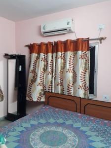 Bedroom Image of Amit PG in Salt Lake City