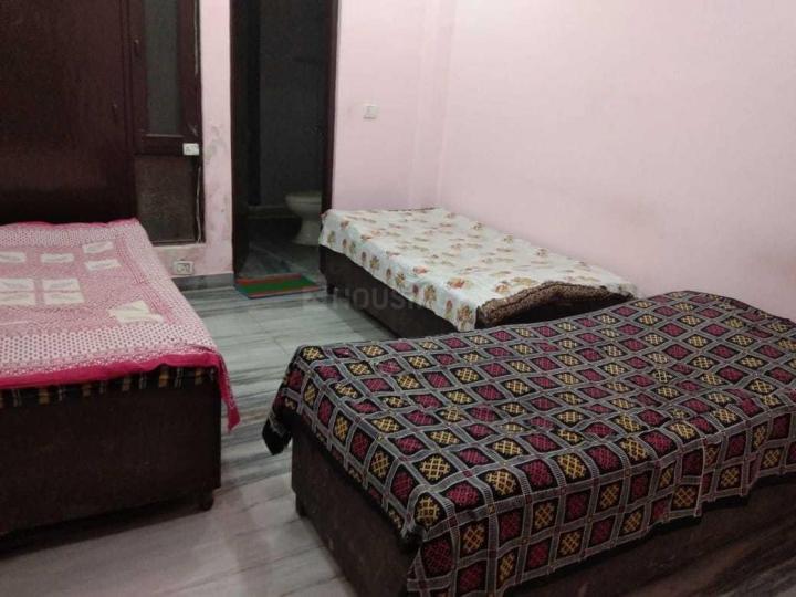 Bedroom Image of Girls PG in Niti Khand