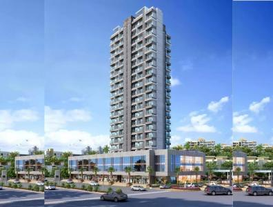 Gallery Cover Image of 760 Sq.ft 1 BHK Apartment for buy in Sai Plaza, Bhayandar East for 6460000