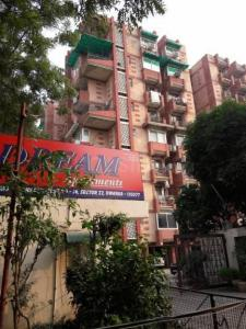 Gallery Cover Image of 1650 Sq.ft 3 BHK Apartment for rent in Dream Apartment , Sector 22 Dwarka for 31000
