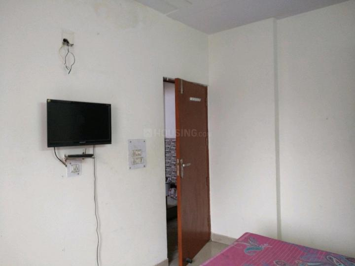 Bedroom Image of 550 Sq.ft 1 RK Independent Floor for rent in Sushant Lok I for 12000