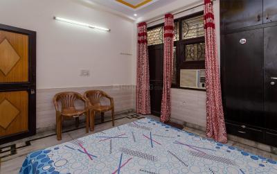 शक्ति खंड में अदित्य नेस्ट इंदिरापूरम के बेडरूम की तस्वीर