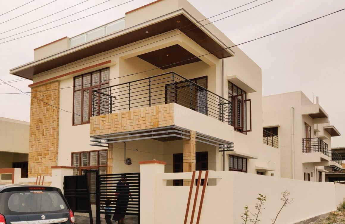 Building Image of 2100 Sq.ft 4 BHK Villa for rent in Gaghan Pahad for 17000