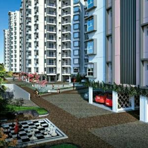 Gallery Cover Image of 1312 Sq.ft 2 BHK Apartment for rent in Nester Raga, Mahadevapura for 25000