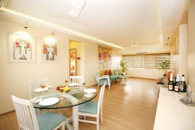 Gallery Cover Image of 1850 Sq.ft 3 BHK Apartment for rent in Bandra West for 300000