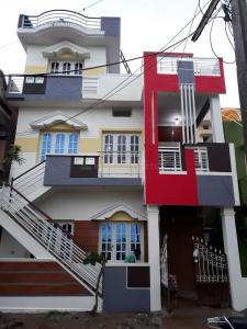 Gallery Cover Image of 650 Sq.ft 3 BHK Villa for buy in Hebbal 2nd Stage for 6600000