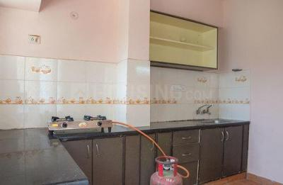 Kitchen Image of Celebrity Mansion,behind Raga Apartments Flat No.004, Ground Floor, in Mahadevapura