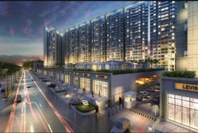 Gallery Cover Image of 1245 Sq.ft 2 BHK Apartment for rent in Akshar Green World, Dighe for 26000
