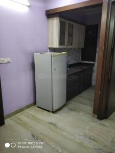 Kitchen Image of Peaceful PG in Patel Nagar