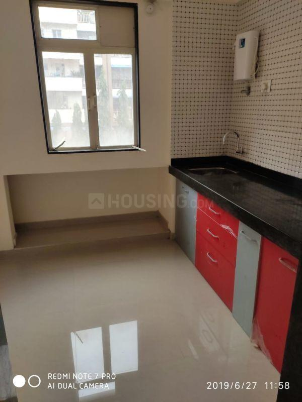 Kitchen Image of 825 Sq.ft 2 BHK Apartment for buy in Virar West for 3800000