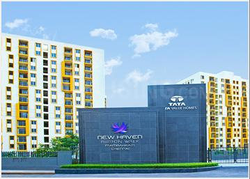 Gallery Cover Image of 1152 Sq.ft 2 BHK Apartment for buy in Tata Value Homes New Haven Ribbon Walk, Mambakkam-Chengalpattu  for 7200000