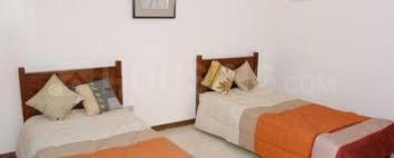 Bedroom Image of Madhav's Boys PG House in Moti Nagar
