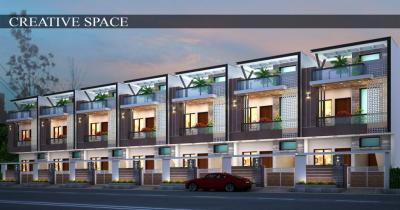 Gallery Cover Image of 2100 Sq.ft 4 BHK Independent House for buy in Mansarovar Extension for 8800000