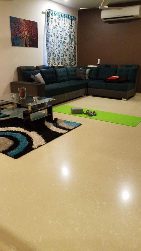 Living Room Image of 1717 Sq.ft 3 BHK Apartment for rent in Gachibowli for 80000
