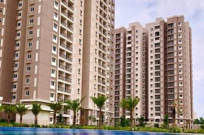 Gallery Cover Image of 1598 Sq.ft 3 BHK Apartment for buy in Prestige Song Of The South Phase 2, Akshayanagar for 9800000