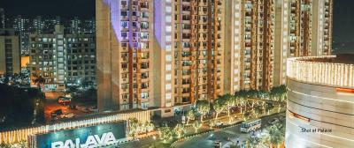 Gallery Cover Image of 1600 Sq.ft 4 BHK Apartment for buy in The Lodha Palava Township, Palava Phase 1 Nilje Gaon for 8500000